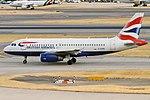 British Airways, G-EUPB, Airbus A319-131 (42595964200).jpg