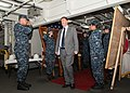 British Ambassador Paul Madden Ship Tour 170129-N-VI515-000.jpg