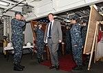 British Ambassador Paul Madden Ship Tour 170129-N-VI515-000.jpg