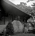 Brodejeva hiša z letnico 1806, Brezen 1963.jpg