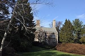 Fernwood (Brookline, Massachusetts) - Image: Brookline MA Fernwood