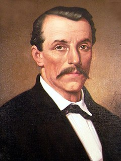 Bruno Carranza Head of state