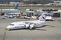 Brussels Airlines Avro RJ 100; OO-DJO@GVA;25.03.2007 456cu (4286017108).jpg