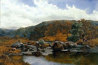 Bryn y Garth-Lwyd, near Capel Curig