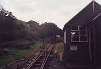 Brynglas Signal Hut, Talyllyn Railway - geograph.org.uk - 1576787.jpg