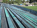 Buck Shaw Stadium west side seating 4.JPG
