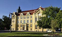 Budynek Copernicanum UKW, Bydgoszcz, ul. Kopernika 1 by AW