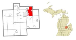 Buena Vista Charter Township, Michigan Charter township in Michigan, United States
