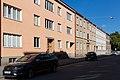 Buildings on the northern side of Akensgatan, Örebro.jpg