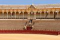 Bullring Real Maestranza detail Seville Spain.jpg