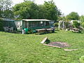 Bully Fen Community Hut and Lawn.JPG
