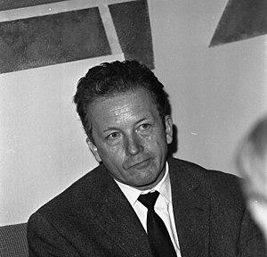 Klaus von Bismarck - Klaus von Bismarck, 11 July 1961
