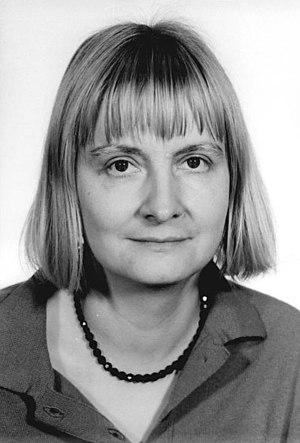 Vera Lengsfeld - Vera Wollenberger (1990)