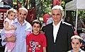 Bundeskanzler Werner Faymann, 1.Mai 2012 (6987135064).jpg