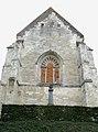 Burelles église fortifiée et monument-aux-morts 1.jpg