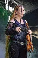 Burgfolk Festival 2013 - Ally the Fiddle 08.jpg