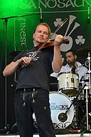 Burgfolk Festival 2013 - The Sandsacks 07.jpg