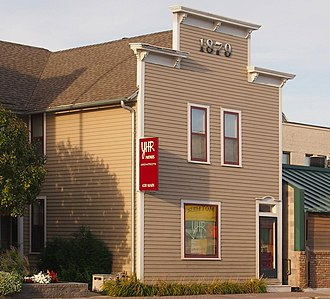 National Register of Historic Places listings in Clay County, Minnesota - Image: Burnham Building