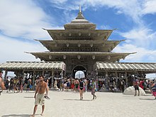 2016 Temple (with No Name) Burning Man 2016 Daytime 188 (29713384084).jpg