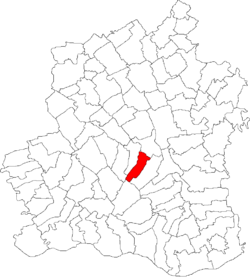 Location of Buzescu