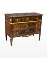 Byrå med kalkstensskiva, 1780-tal - Hallwylska museet - 110118.tif