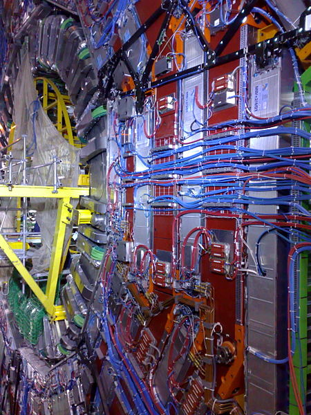 Compact Muon Solenoid at Large Hadron Collider.