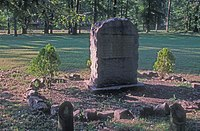 Battle of Jenkins' Ferry Memorial