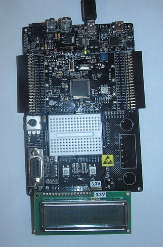 PSoC - PSoC 5LP Development Kit