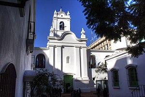 Buenos Aires Cabildo - Image: Cabildo Patio TM