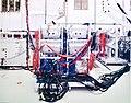 Cabling used during testing of ESA's BepiColombo spacecraft ((ESA-ESTEC, Noordwijk, The Netherlands) (2013-2015) - Edgar Martins (1977).jpg