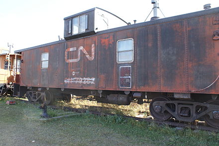 Caboose Home Design