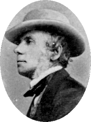 Carl Johan Billmark - Portrait of Billmark