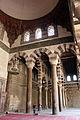 Cairo, cittadella, moschea di an-nasr mohammed, 1318-1335, cortile 10.JPG