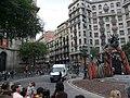 Caixa Catalunya - Correfoc infantil i preparatius del correfoc gran P1160662.JPG
