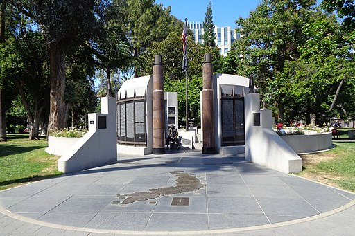 California Vietnam Veterans Memorial, Sacramento