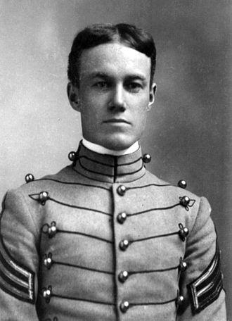 Calvin Pearl Titus - Calvin Titus in his West Point Cadet Uniform