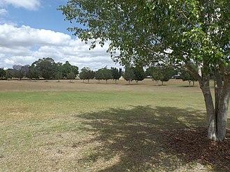 Booval, Queensland - Cameron Park, 2015