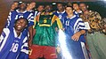 Cameroon's soccer legend, Roger Milla sets foot in Haiti.jpg