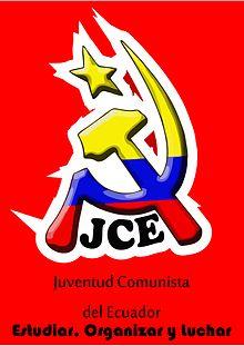 Juventud Comunista del Ecuador - Wikipedia, la