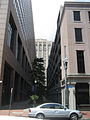 Camp St NOLA CBD Sept 2009 Alley Towards Masonic.JPG