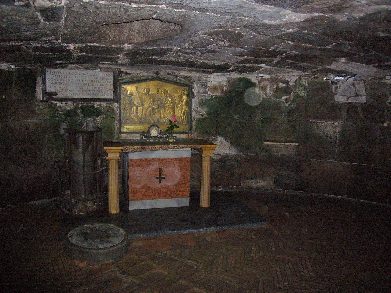 Campitelli - Mamertinum Tullianum 1040078.JPG