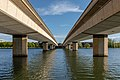 Canberra (AU), Commonwealth Avenue Bridge -- 2019 -- 1811.jpg