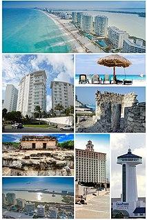 City in Quintana Roo, Mexico