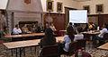 Canciller Patiño asiste a clausura de Escuela de Verano (6012391990).jpg