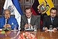 Canciller Ricardo Patiño se reúne con Vicepresidente de El Salvador (7875740442).jpg