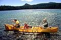 Canoe on Charlton Lake, Deschutes National Forest (35502789144).jpg
