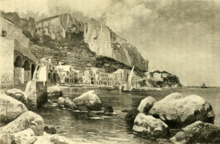 Capri (The Works of J. W. von Goethe, Volume 12).png