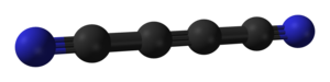 Dicyanoacetylene - Image: Carbon subnitride 3D balls