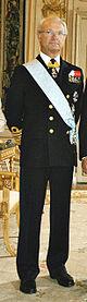 Kong Carl XVI Gustaf