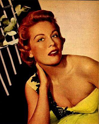 Carol Richards - Carol Richards (as pictured in TV Radio Mirror September 1956)